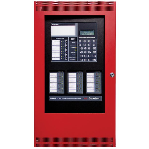 MR-2200-Series-Intelligent-Fire-Alarm-Control-Unit-secutron